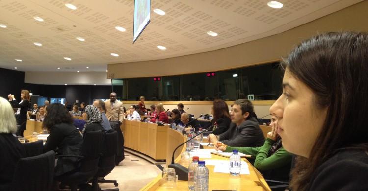 Конференция в Брюксел