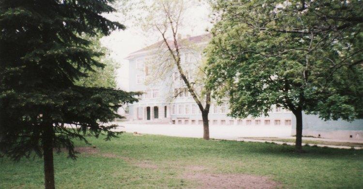 Сградата на 66 СОУ