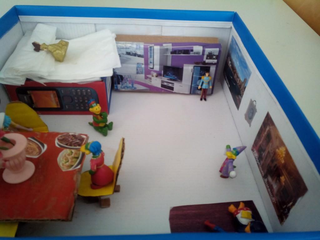 """""""Моята стая"""" на Виктория"""
